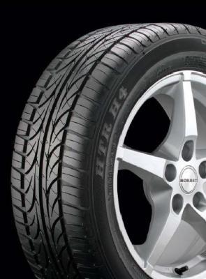 HTR H4 Tires